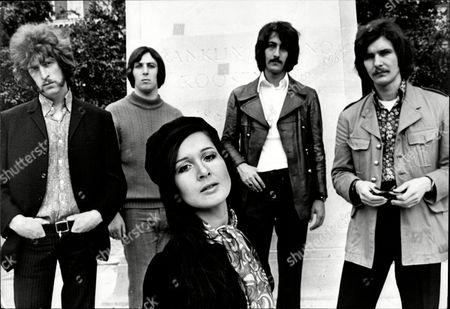 Election Folk Rock Band Georg Kajanus Michael Rosen Trevor Lucas Kerrilee Male And Gerry Conway 1968.