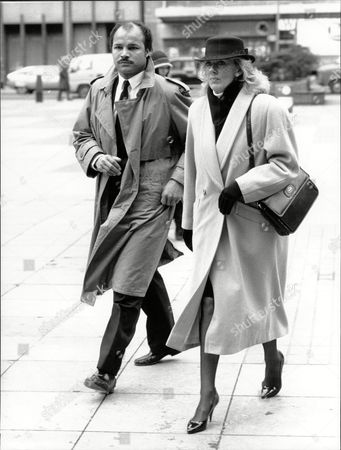 John Conteh and wife