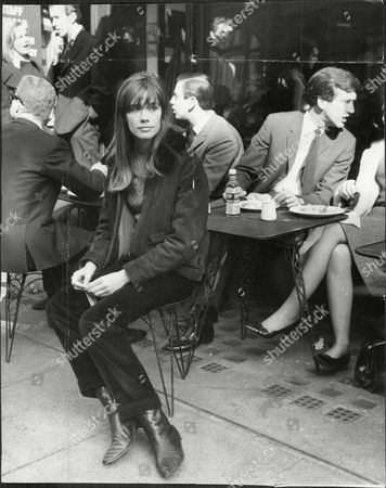 Editorial photo of Francoise Hardy French Pop Singer.