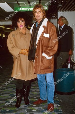 ELIZABETH TAYLOR AND LARRY FORTENSKY