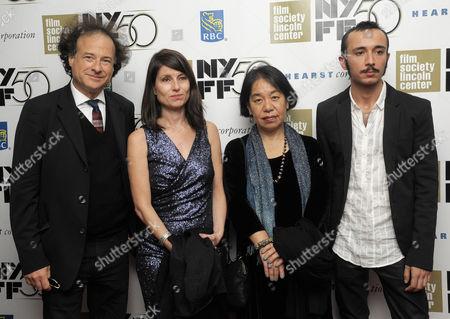 Editorial image of 'Flight' film premiere, New York Film Festival, America  - 14 Oct 2012