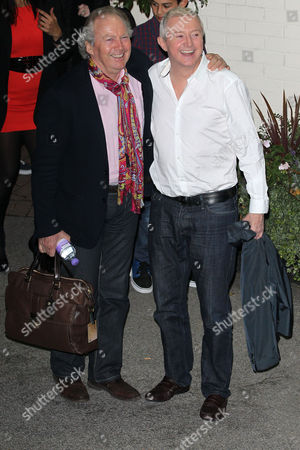 Richard Holloway and Louis Walsh