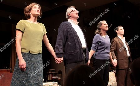 Carrie Coon, Tracy Letts, Amy Morton, Madison Dirks