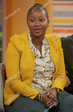 Stock Photo of Shauna Magunda