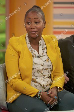 Stock Picture of Shauna Magunda