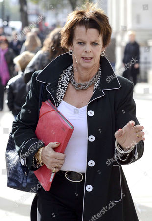 Anne Milton Member of Parliament for Guildford Government Whip (Lord Commissioner of HM Treasury) arriving at Downing Street