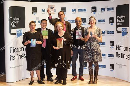 Deborah Levy, Tan Twan Eng, Will Self, Hilary Mantel, Jeet Thayil and Alison Moore