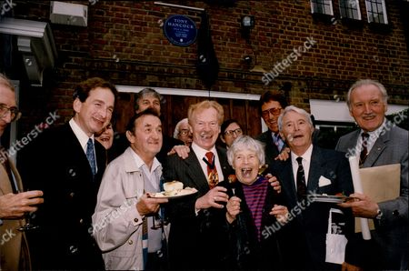Graham Stark, Bert Weedon, Patricia Hayes, Ernie Wise and David Lodge.