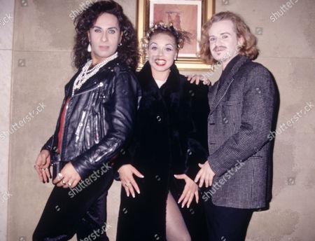 Army of Lovers - Alexander Bard, Michaela Dornonville de la Cour, Jean-Pierre Barda