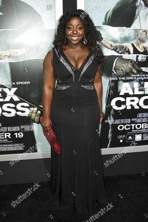 Editorial photo of 'Alex Cross' film premiere, Los Angeles, America - 15 Oct 2012