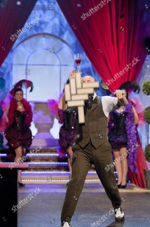 Editorial photo of 'The Alan Titchmarsh Show' TV Programme, London, Britain - 15 Oct 2012