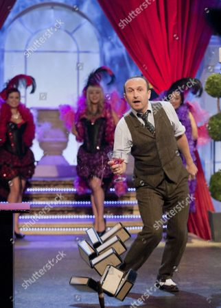 Editorial image of 'The Alan Titchmarsh Show' TV Programme, London, Britain - 15 Oct 2012