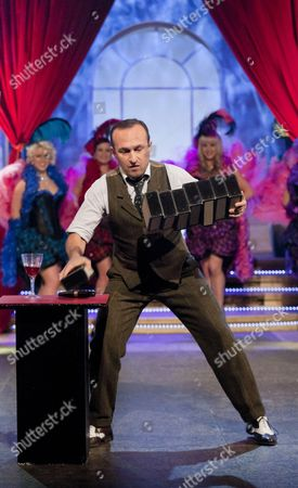 Stock Picture of Mat Ricardo