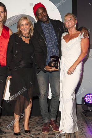 Editorial photo of 1st Attitude Magazine Awards, London, Britain - 16 Oct 2012