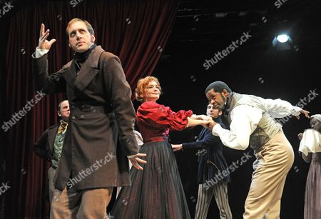 Editorial photo of 'Red Velvet' play at The Tricycle Theatre, London, Britain - 15 Oct 2012