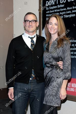 Sharr White and his wife