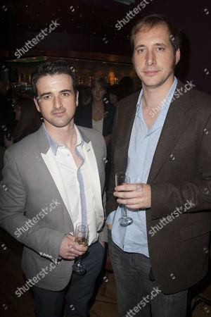 Eugene O'Hare and Ryan Kiggell