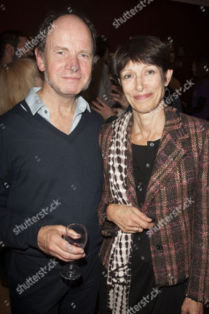 Simon Chandler and Nicky van Gelder
