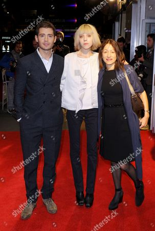 Editorial photo of 'Kelly and Victor' film premiere, BFI London Film Festival, Britain - 16 Oct 2012