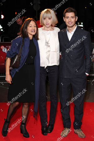 Editorial picture of 'Kelly and Victor' film premiere, BFI London Film Festival, Britain - 16 Oct 2012