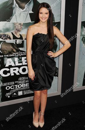 Editorial image of 'Alex Cross' film premiere, Los Angeles, America - 15 Oct 2012