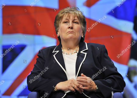 Annabel Goldie. Conservative Party Annual Conference At Manchester Central Centre. - Leader Of The Scottish Conservatives Annabel Goldie.