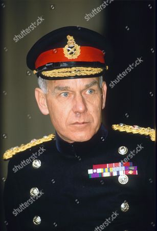 GENERAL SIR PETER DE LA BILLIERE