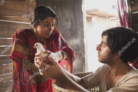 Midnight's Children - Shriya Saran and Satya Bhabha