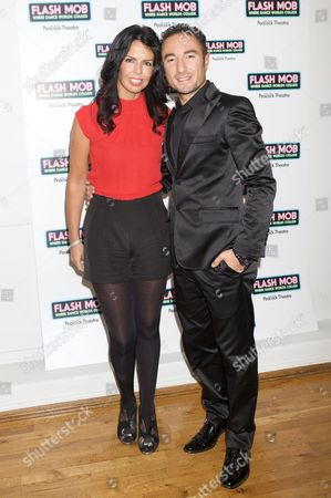 Editorial photo of 'Flash Mob' opening night at the Peacock Theatre, London, Britain - 16 Oct 2012