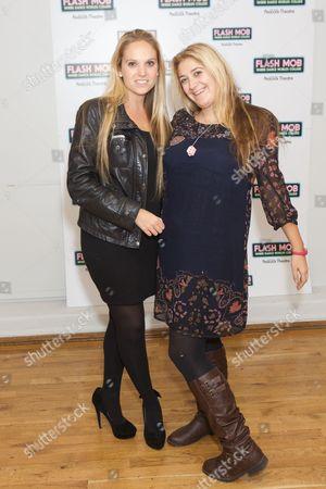 Allegra Feltz and Saskia Feltz