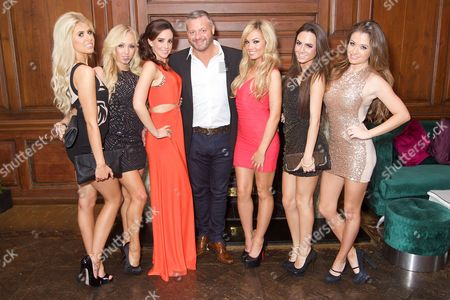 Khloe Perry, Danni King, Ella Jolie, Mick Norcross, Sara Beverley-Jones, Jamie Jenkins and Jess Impiazzi