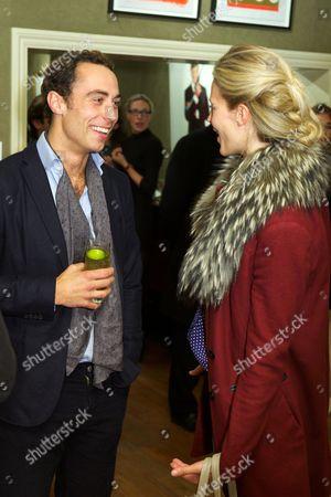 James Middleton and Olivia Hunt