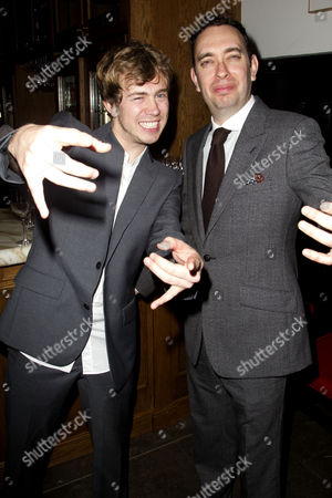 Editorial picture of 'Loserville' play press night, London, Britain - 17 Oct 2012