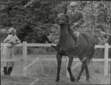 Politician And Prime Minister Of Northern Ireland Baron Faulkner On His Horse Riding Arthur Brian Faulkner Baron Faulkner Of Downpatrick Pc (18 February 1921 A 3 March 1977) Was The Sixth And Last Prime Minister Of Northern Ireland From March 1971 Until His Resignation In March 1972. He Was Also The Chief Executive Of The Short-lived Northern Ireland Executive During The First Half Of 1974. Faulkner Married Lucy Forsythe A Graduate Of Trinity College Dublin In 1951. They Met Through Their Common Interests In Politics And Hunting. She Was Equally Suited To A Political Partnership Having Had A Career In Journalism With The Belfast Telegraph And Was Secretary To The Northern Ireland Prime Minister Lord Brookeborough When They Met. Together They Had Three Children - A Daughter And Two Sons. Lord Faulkner A Keen Huntsman Died On 3 March 1977 At The Age Of 56 Following A Riding Accident Whilst Hunting With The Down Staghounds Near Saintfield County Down. Faulkner Had Been Riding At Full Gallop Along A Narrow Country Road When His Horse Cannonball Bolted And Collided With A Car. Faulkner Was Thrown Off And Killed Instantly.