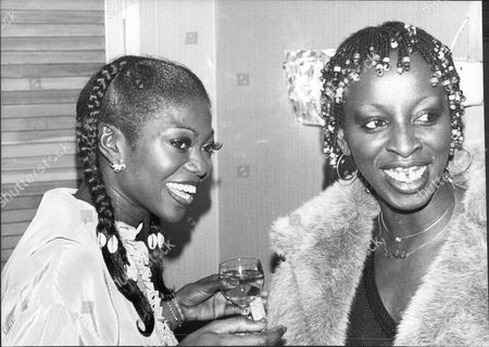 Singer And Actress Patti Boulaye With Madeline Bell Patti Boulaye (born Patricia Ngozi Ebigwe 3 May 1954) Is A British-nigerian Singer Actress And Artist Who Was Among The Leading Black British Entertainers In The Seventies And Eighties. In Her Native Nigeria She Is Best Remembered For Starring In Lux Commercials And The Patti Boulaye Show.