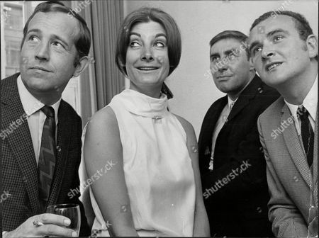 Ian Hendry (dead December 1984) Jean Marsh Peter Cooper And Tony Selby.