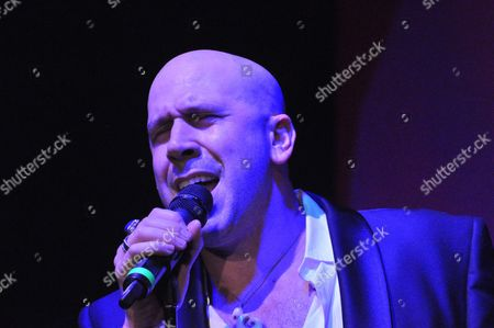 Editorial photo of Rockers on Broadway 'Behind the Music' benefit event at the Cutting Room, New York, America - 15 Oct 2012