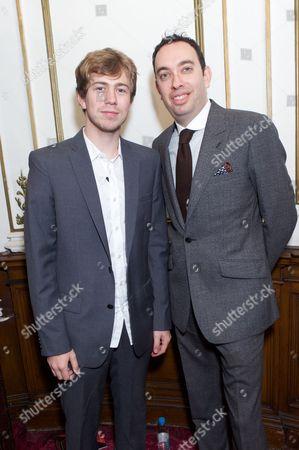 James Bourne and Elliot Davis