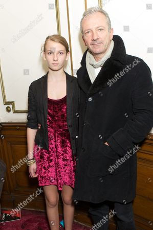 Editorial image of 'Loserville' play press night, London, Britain - 17 Oct 2012