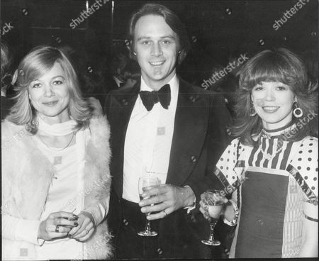 Actor Christopher Cazenove And Wife Actress Angharad Rees And Actress Judy Geeson (left) At Evening News British Film Awards Christopher De Lerisson Cazenove (17 December 1943 A 7 April 2010) Was An English Film Television And Stage Actor. His Marriage To Actress Angharad Rees Lasted From 1973 Until She Divorced Him In 1994. They Had Two Sons Linford James (20 July 1974a 10 September 1999) Who Died When He Crashed His Car On The M11 In Essex And Rhys William (born 1976). From 2003 Until His Death His Partner Was Isabel Davis.