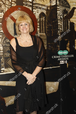 Stock Image of The Specsaver Bestseller Award winner author Kathy Reichs