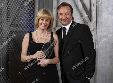 Editorial picture of 'The Specsavers Crime Thriller Awards' TV Programme, Grosvenor House Hotel, London, Britain - 18 Oct 2012