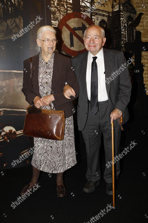 Dorothy and Colin Dexter