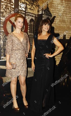 Editorial photo of 'The Specsavers Crime Thriller Awards' TV Programme, Grosvenor House Hotel, London, Britain - 18 Oct 2012