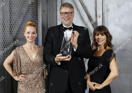 Editorial image of 'The Specsavers Crime Thriller Awards' TV Programme, Grosvenor House Hotel, London, Britain - 18 Oct 2012