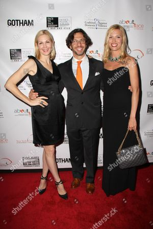 Kelly Rutherford, Dr Andrew Jacono, Jessica Westmuth