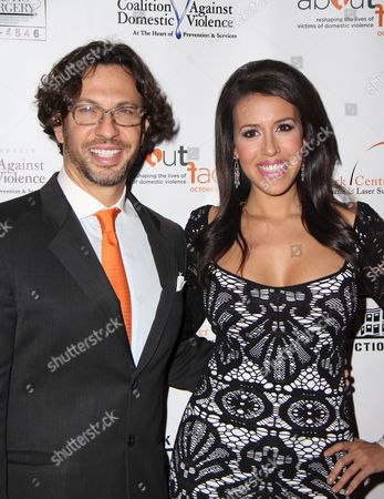 Stock Picture of Dr Andrew Jacono, Erin Sharoni