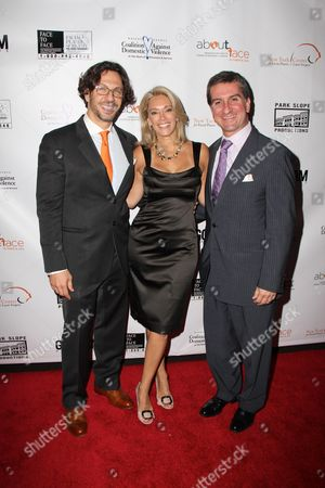 Editorial image of About Face Benefit for Domestic Violence Survivors, New York, America - 18 Oct 2012