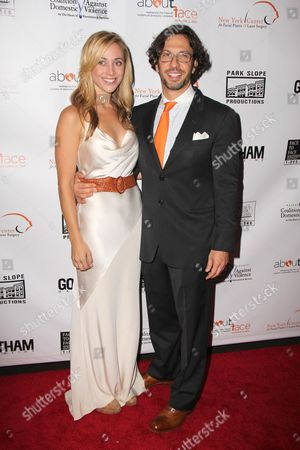 Editorial picture of About Face Benefit for Domestic Violence Survivors, New York, America - 18 Oct 2012