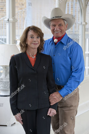 Monty Roberts and his wife Pat
